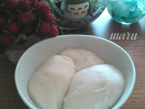 糖質制限★粉不使用なのにお餅!?レンジおから餅♡