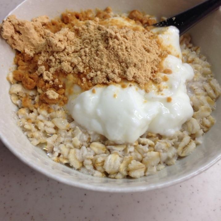 ダイエット レシピ オートミール