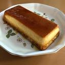 セラベイクでプリンケーキ♡