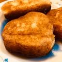 ホットケーキミックスと絹ごし豆腐のドーナツ