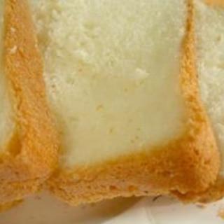オリーブオイルで簡単ヘルシーな食パン(HB利用)