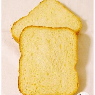 バナナのブリオッシュ風食パン