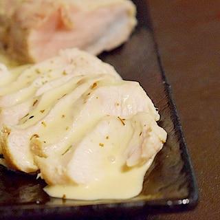 驚くほどしっとり!!鶏むね肉の低温調理