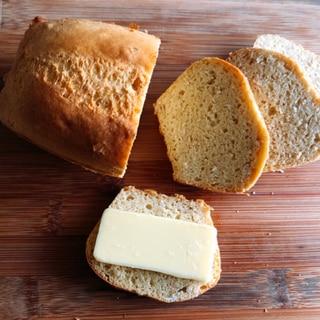 低糖質 簡単発酵なしの穀物おからパン