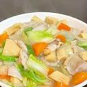 豚バラ肉の八宝菜