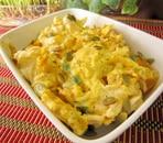 レンジで簡単☆さつま芋と南瓜のデリ風サラダ♪
