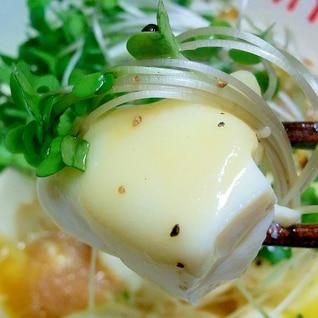 朝食におススメ!超簡単なのに栄養たっぷり豆腐チーズ