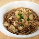 シンプル☆たぬき蕎麦