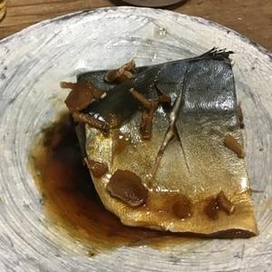 ご飯食べ過ぎるかも・・!?サバの甘辛煮付け♪