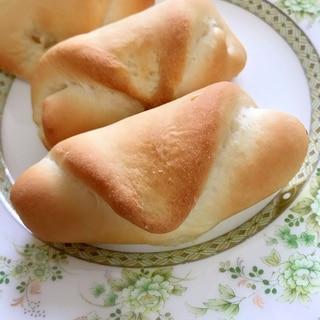 簡単に作れる塩パン
