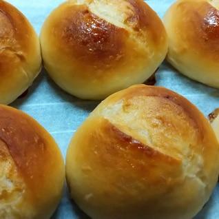 ふわふわ豆乳パン