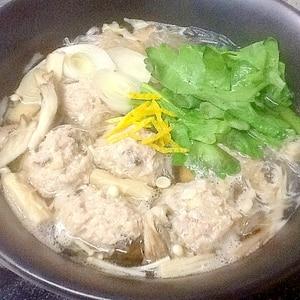豚ひき肉のふわふわつみれの作り方