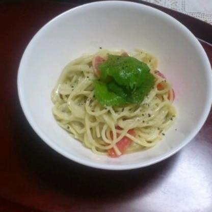 簡単にとても美味しくできました。 美味しいレシピ感謝です。ごちそうさまでした(*^_^*)