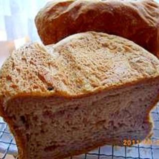 ブルーベリー食パン(ホームベーカリー)