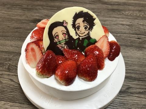 鬼滅の刃★キャラクターケーキ★