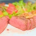 美味しいステーキの焼き方(ローストビーフ風)