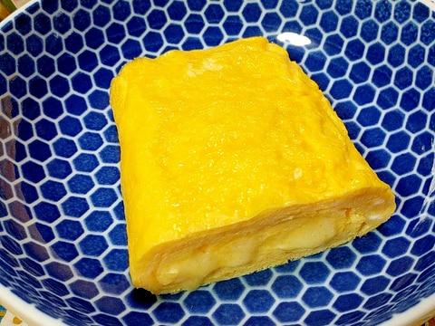 チーズ出汁巻玉子