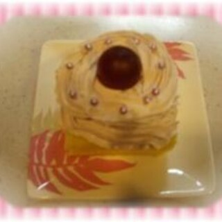 ひな祭りにも♪簡単いちごクリームケーキ