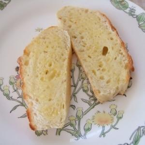 こねない! 油・乳製品なし、超簡単 フランスパン