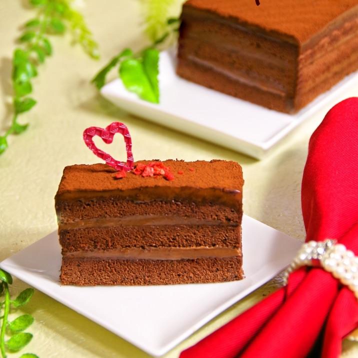 チョコレート ケーキ 簡単