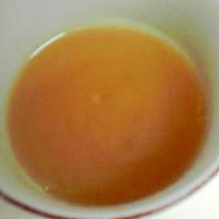 きな粉緑茶