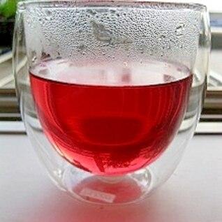 夏バテさよならポリフェノールたっぷり赤シソジュース