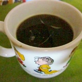 シェリー酒でほんのり♪コーヒー
