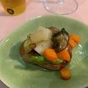 ワインに合う!牡蠣の燻製缶詰のアヒージョ