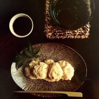 電子レンジ 簡単 豆腐 わらび餅!!!