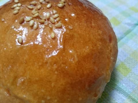 お家で本格的♪ハンバーガーのバンズレシピ☆