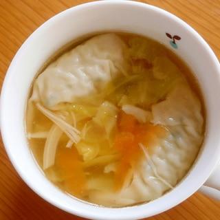 おいしくダイエット☆餃子スープ