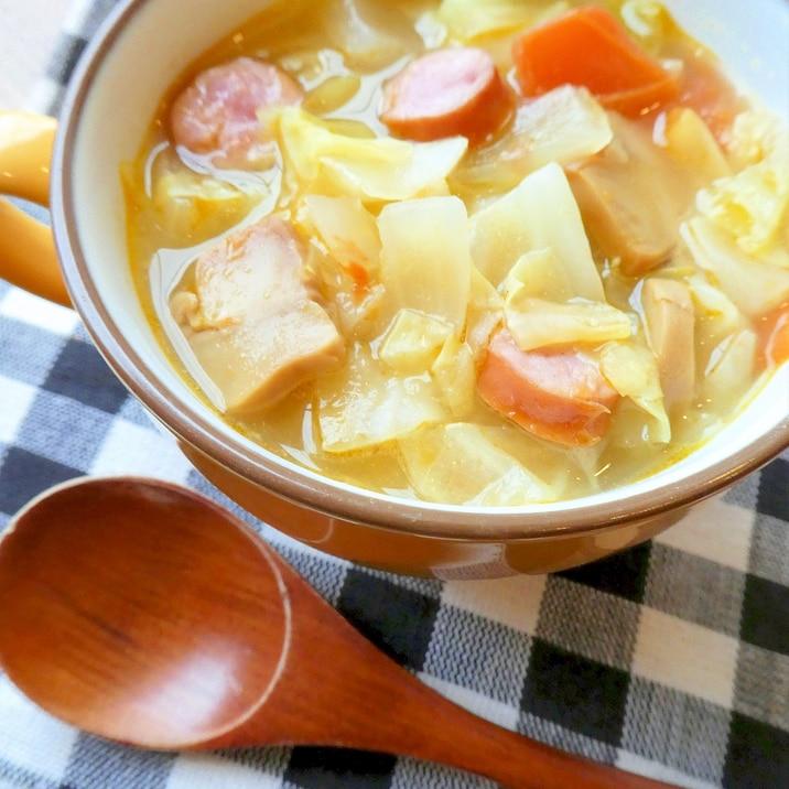 ダイエットにも!我が家の具沢山満足スープ