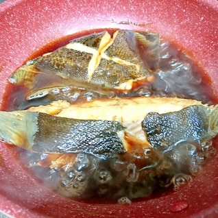 超簡単!日本食研の「煮魚のたれ」カレイの煮付け