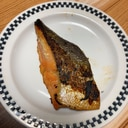 みりん醤油の焼き鮭