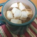 レンジで簡単ホットチョコレート