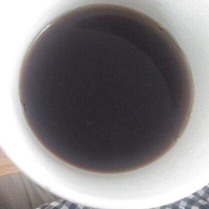 お家にいる時間が長いので^_^;丁寧に入れたコーヒーは香りが最高でとても美味しかったです(^o^)ありがとうございました。