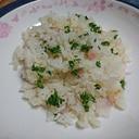 大根とベーコンの炊込み御飯(炊飯器利用)