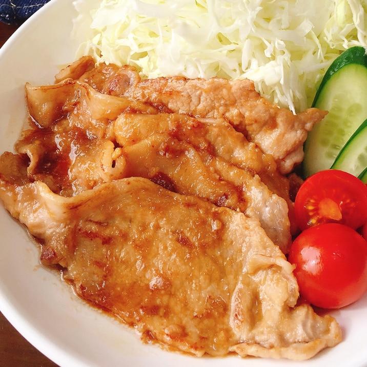 レシピ 人気 焼き 生姜