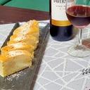ワインに合うHMで作るチーズケークサレ
