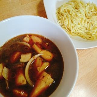 マルちゃん正麺中華そば アレンジつけ麺②