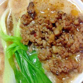創味シャンタンで激ウマ担々麺