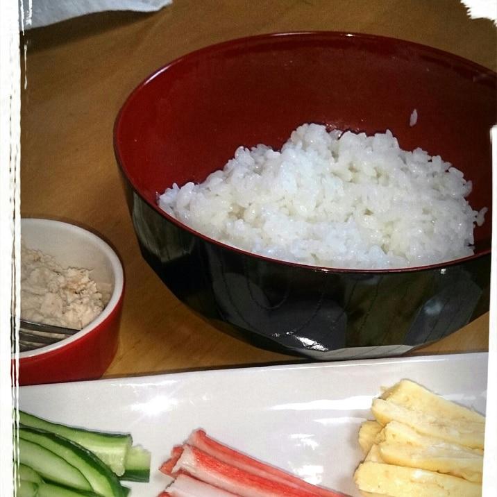 酢 作り方 寿司 の