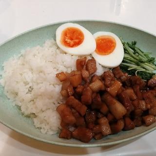 おうちで簡単台湾の味!魯肉飯(ルーローハン)
