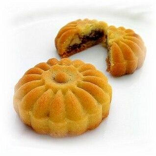 セモリナ粉deマームール風クルミクッキー