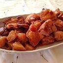 定番おかず◎鶏とこんにゃくと椎茸の煮物