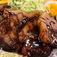 作り置きに★観音池ポークの醤肉(ジャンロー)