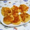 米粉パン(ホタテ・チーズ)