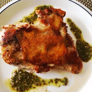 超簡単⭐️鶏胸肉のヘルシーフレンチグリル