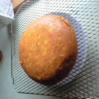 炊飯器で作るかぼちゃの蒸しパン