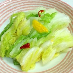 おばあちゃんの♡白菜漬物